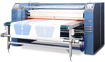 AIT 6572 Series Rotary Heat Press