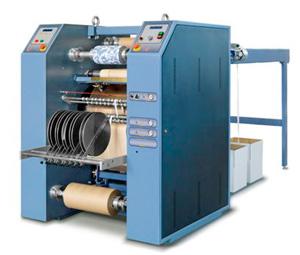AIT 7616 Narrow Web Rotary Drum Heat Press