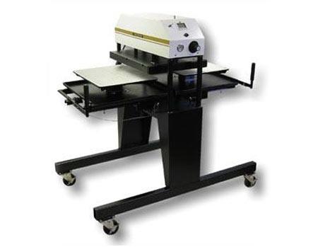 Geo Knight 394 Series 16x20 and 20x25 Shuttle Heat Press