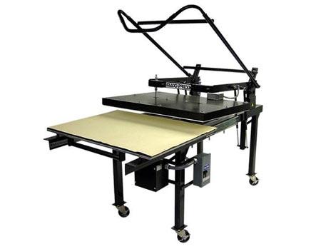 Geo Knight MAXI-PRESS Heat Press Large Format