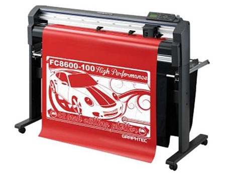 Graphtec FC8600-100 Vinyl Cutter