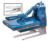 Hix S-650 16x20 Auto Open Heat Press clamshell