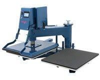 Hix Swingman 20 16x20 Twin Table Heat Press swing away