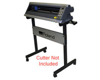 Roland GXS-24 Stand For GS-24 and GX-24 Cutter