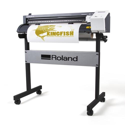 roland-gs-24-vinyl-cutter-stand