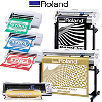 Roland Vinyl Cutters