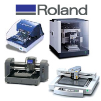 Roland Engraving Machines