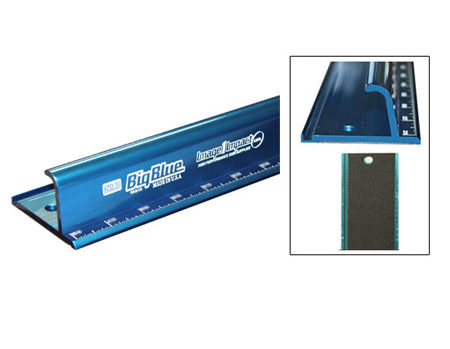 Big Blue Safety Ruler 96 Inches