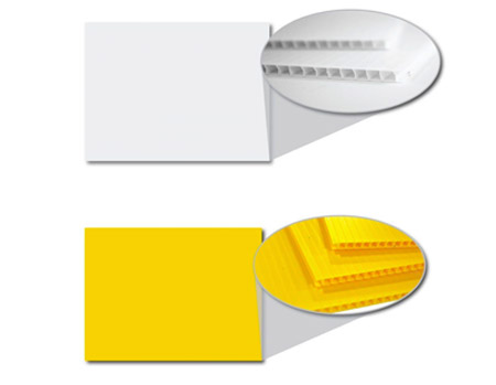 Corrugated Plastic Sign Sheets 24x18