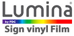 FDC Lumina Sign Vinyl Film