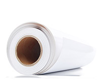 FDC Lumina 7247 Print Media Calendered Grey Adhesive Vinyl Film 60x25