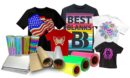 Heat Transfer Vinyl HTV