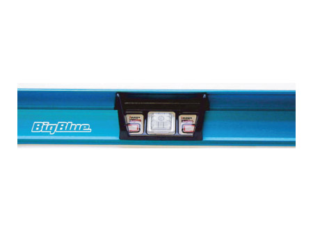 Mini Level For Safety Ruler Sooper Edge and Big Blue