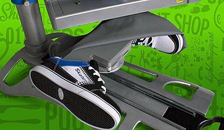 Shoe Platen