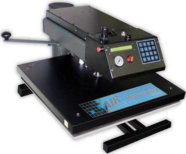 Hotronix XRS2 Air 22x22 Heat Press swing away