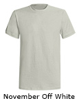 American Back Country Short Sleeve T shirts - November Off White