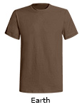 American Back Country Short Sleeve T shirts - Earth