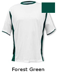 Vapor Apparel Micro-Fiber Mens Phenom T Shirt - Forest Green