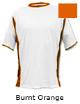 Vapor Apparel Micro-Fiber Mens Phenom T Shirt - Burnt Orange