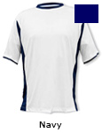 Vapor Apparel Micro-Fiber Mens Phenom T Shirt - Navy