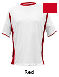 Vapor Apparel Micro-Fiber Mens Phenom T Shirt - Red