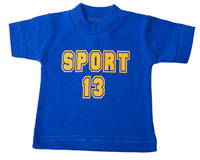 ThermoFlex Sport Heat Transfer Vinyl - For lettering open - mesh athletic uniforms