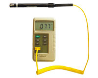 Digital Pyrometer Surface Probe Kit for Heat Press Temperature Readings