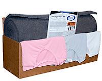 vapor-foam-kit