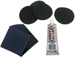 Misc tile accessories