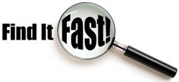 Find it Fast!