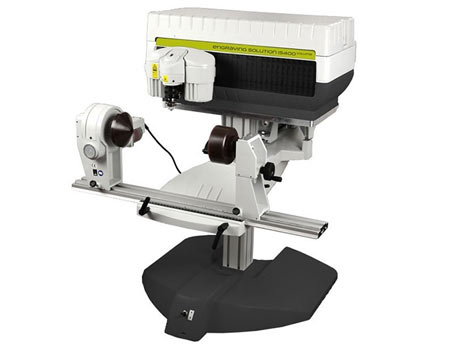Gravograph IS400 Volume Rotary Engraving Machine