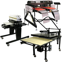 Large Format & Production Heat Presses