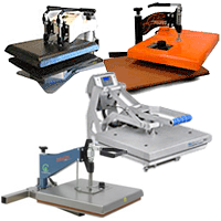 Popular Manual Flat Heat Presses