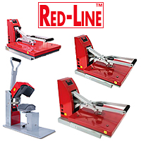 Red Line Heat Presses