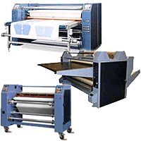 Rotary Drum & Roll-to-Roll Heat Presses