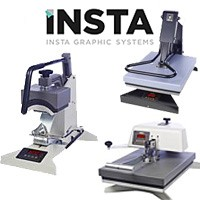 Insta Graphics Heat Presses