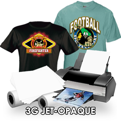 Neenah 3G JET-OPAQUE Transfer Paper