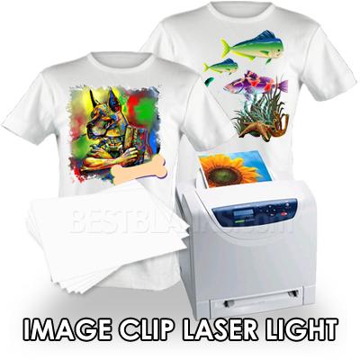 Neenah IMAGE CLIP Laser Light Transfer Paper