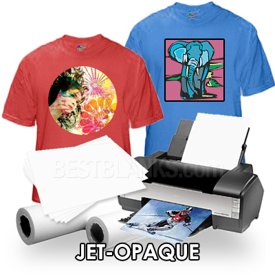 Neenah Jet Opaque Ii Transfer Paper For Dark Garment Printing