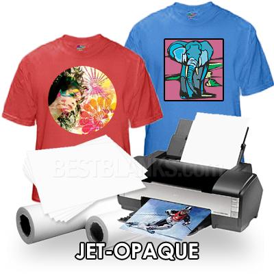 Neenah JET-OPAQUE Heat Transfer Paper