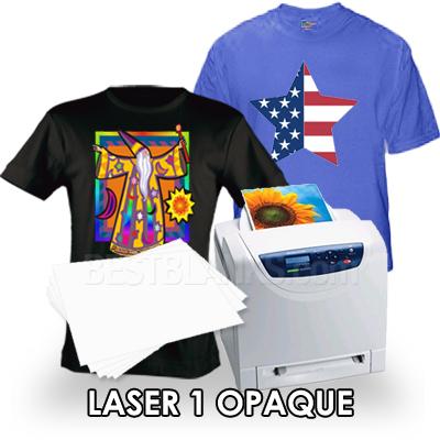 Neenah LASER 1 OPAQUE Laser Transfer Paper