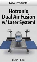 Hotronix Dual Air Fusion Heat Press