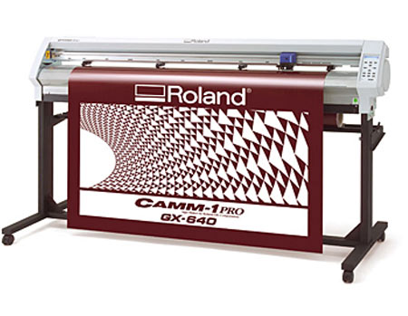 Roland CAMM-1 GR-640 Vinyl Cutter and Plotter