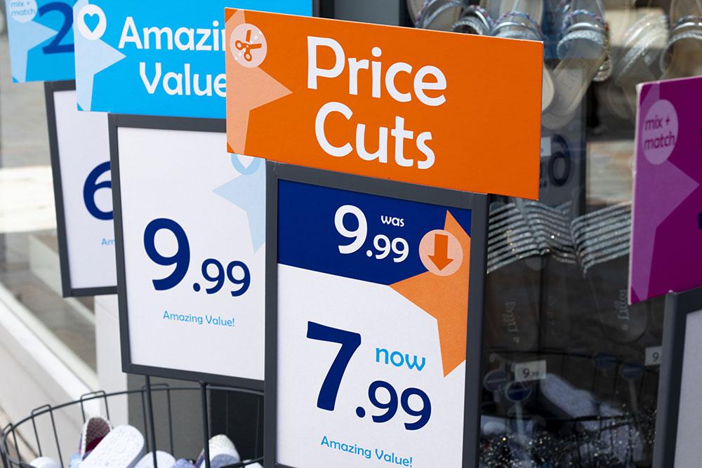 Retail Sign