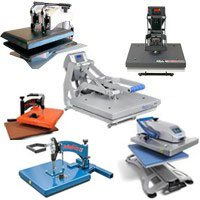 Sublimation Heat Presses