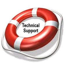 Free Tech Support Icon