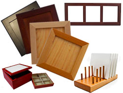 Wood Tile Accessories