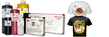 UltiMaxx DTG Ink - The Next Generation In Direct-To-Garment Ink