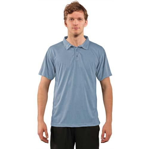 Vapor Short Sleeve Polo